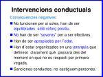 intervencions conductuals1