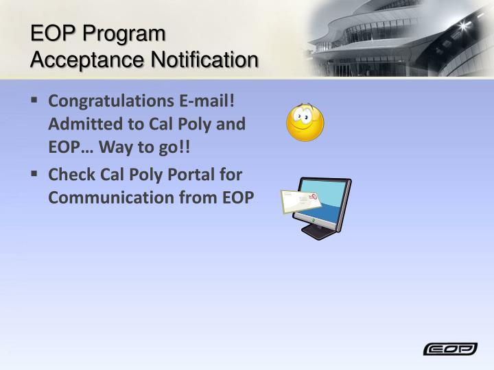 EOP Program
