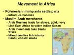 movement in africa1