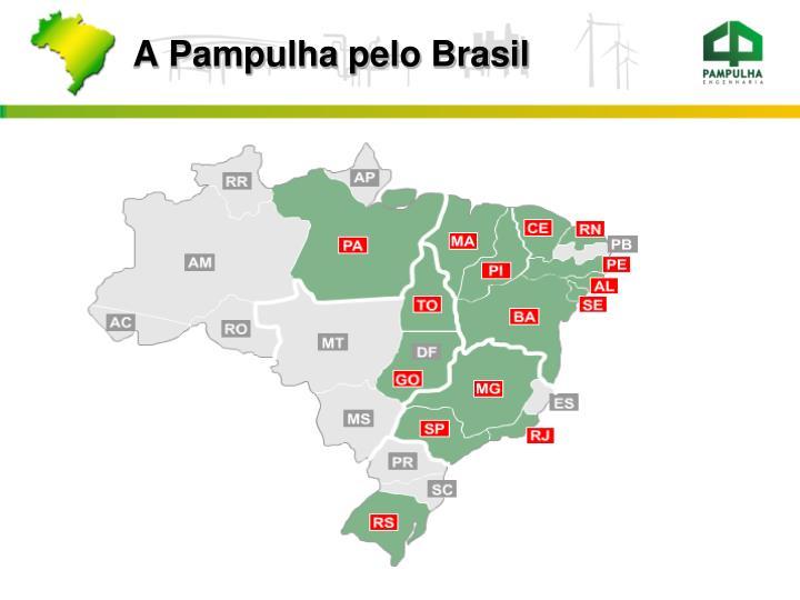 A Pampulha pelo Brasil