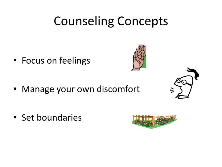 Counseling Concepts