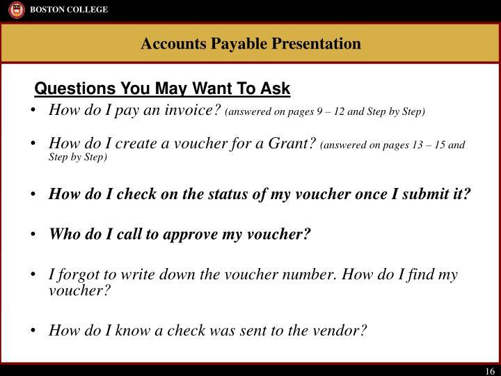How do I pay an invoice?