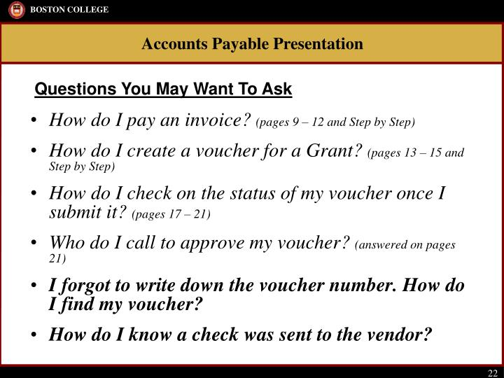 How do I pay an invoice?