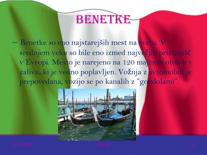 BENETKE