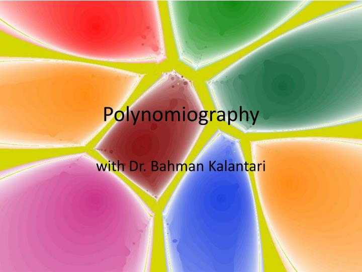 polynomiography