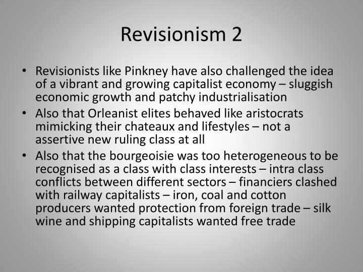 Revisionism 2