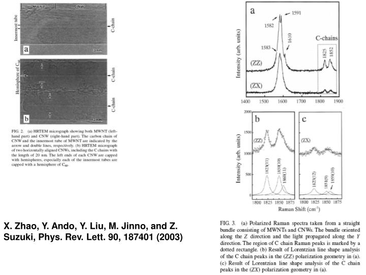 X. Zhao, Y. Ando, Y. Liu, M. Jinno, and Z. Suzuki, Phys.