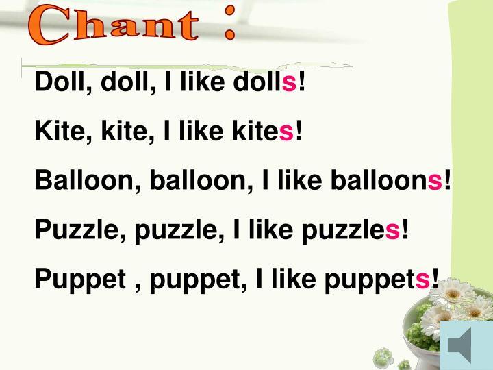 Chant: