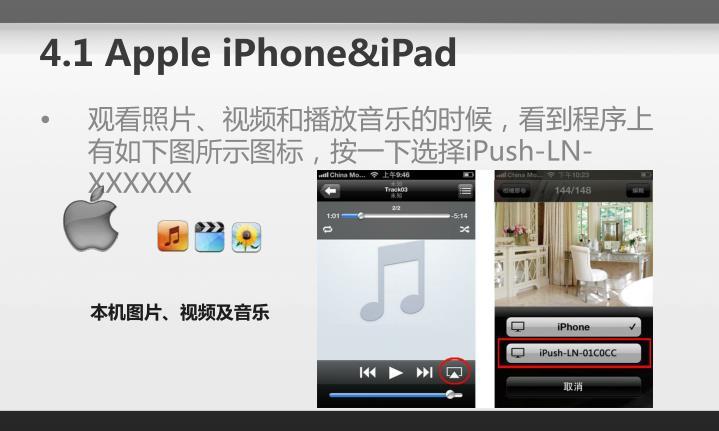 4.1 Apple