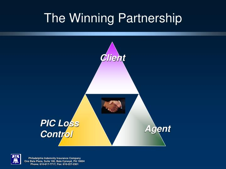 The Winning Partnership