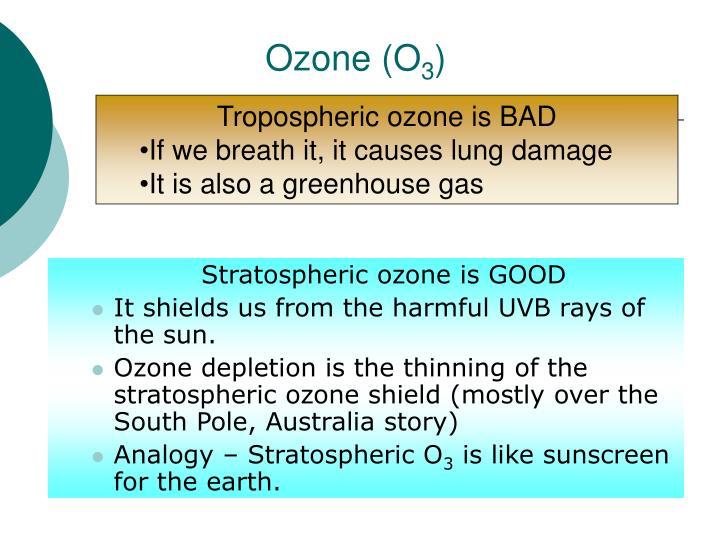 Ozone (O
