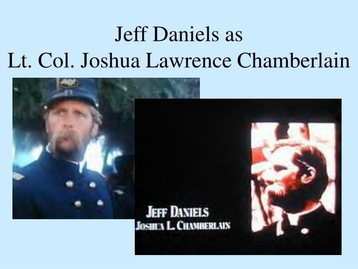 Jeff Daniels as