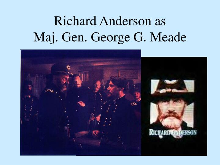 Richard Anderson as