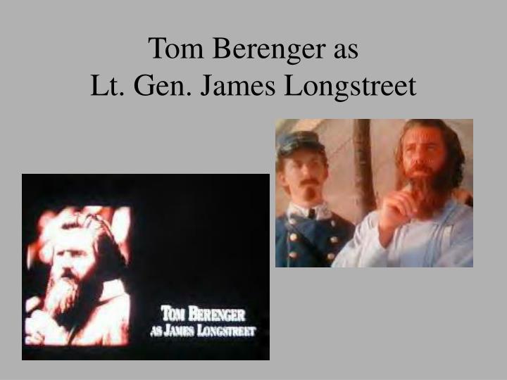 Tom Berenger as