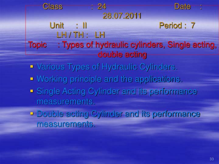 Class   :  24Date    :  28.07.2011