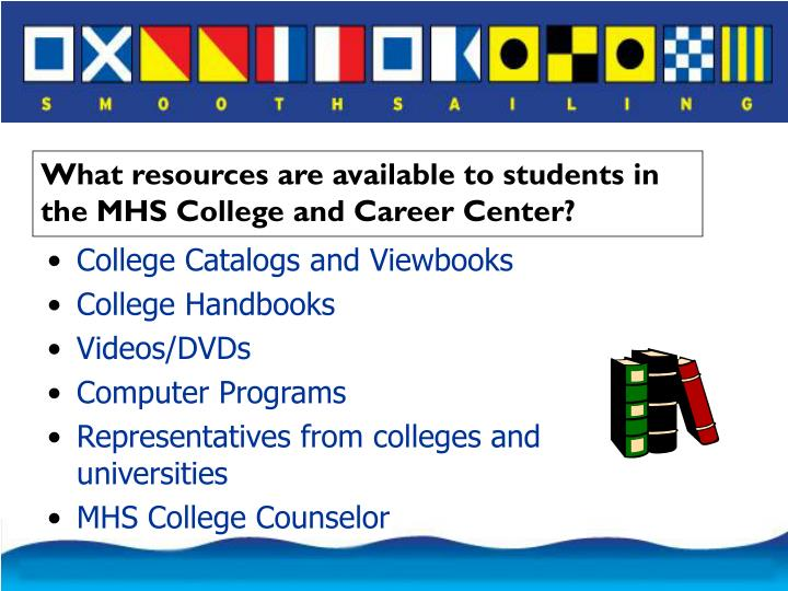 College Catalogs and Viewbooks
