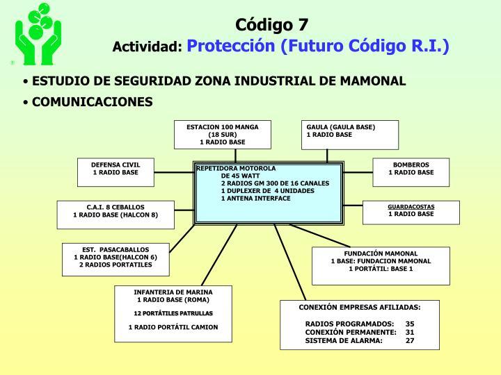 Código 7