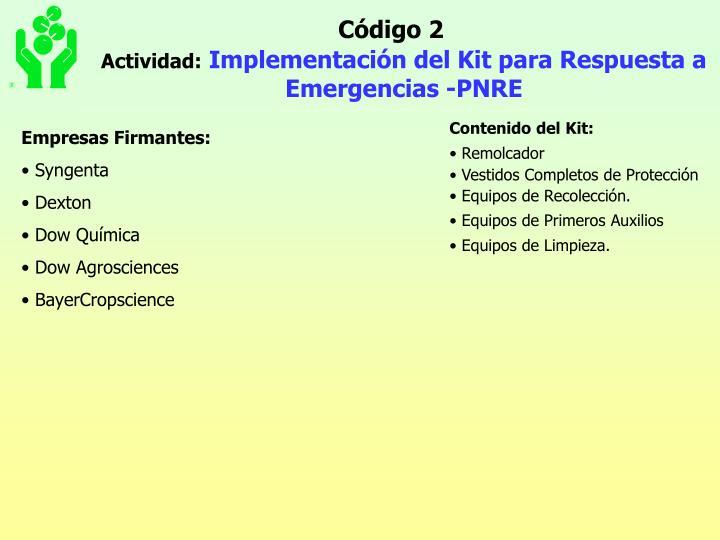Código 2