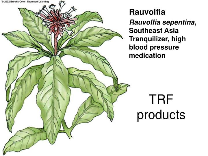 TRF products
