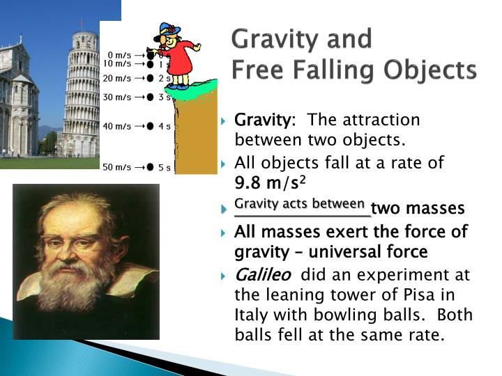 Gravity and