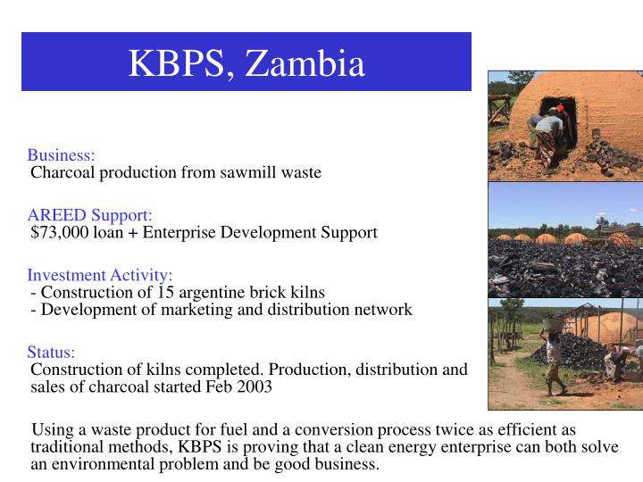 KBPS, Zambia