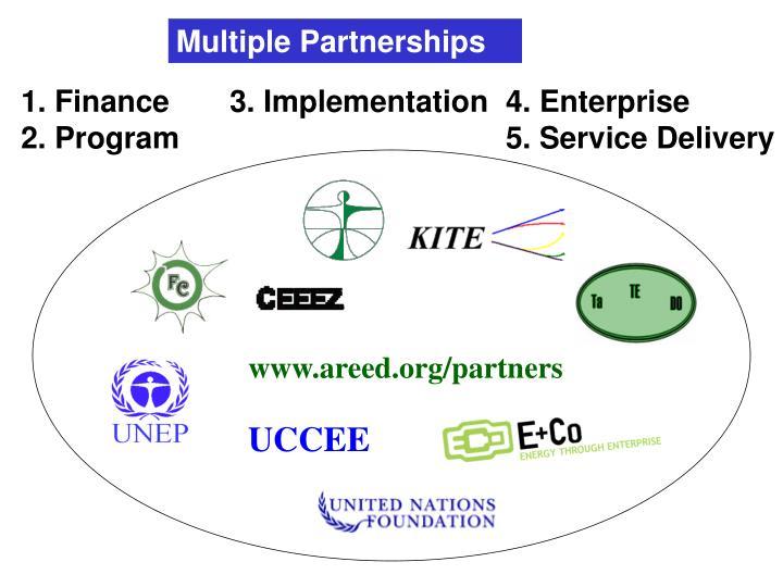 Multiple Partnerships