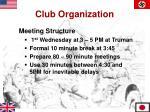 club organization1