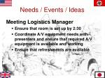 needs events ideas6