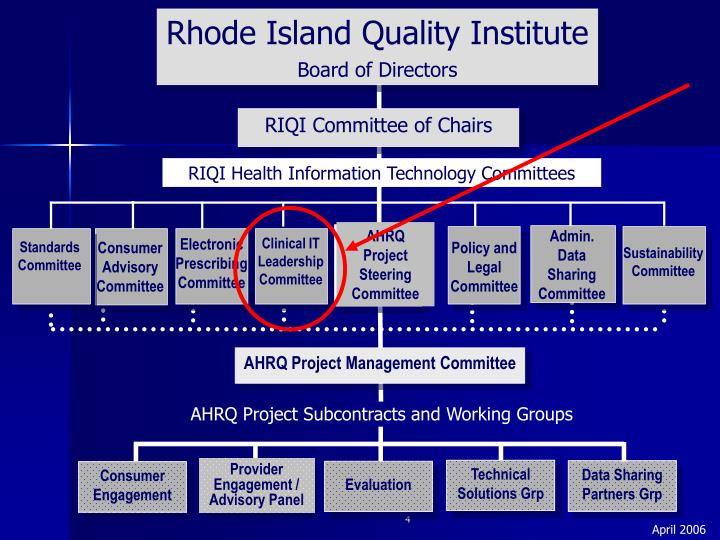 Rhode Island Quality Institute