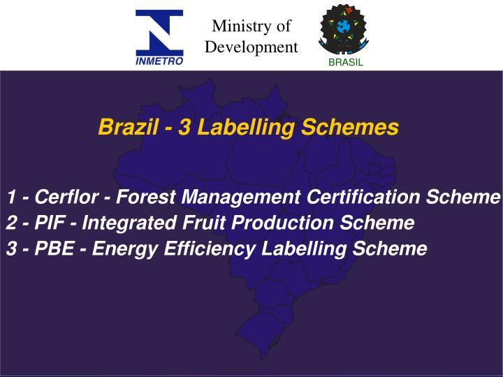 1 - Cerflor - Forest Management Certification Scheme
