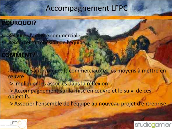 Accompagnement LFPC