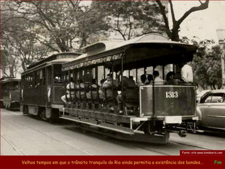Fonte: site www.bondesrio.com