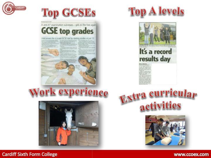 Top GCSEs