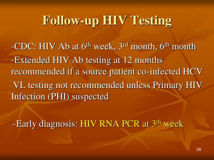 -CDC: HIV