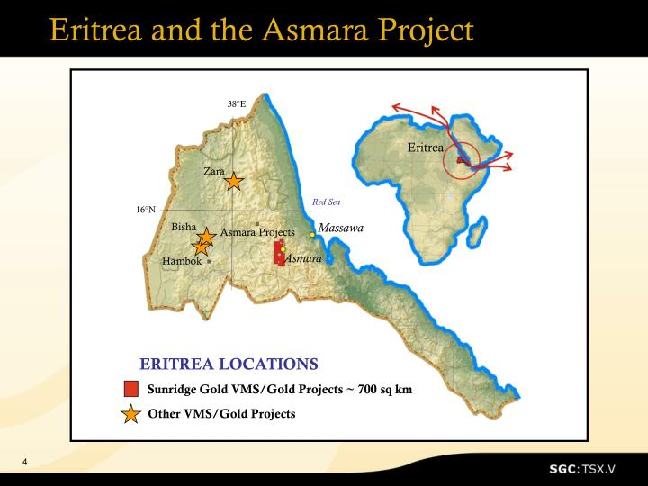Eritrea and the Asmara Project