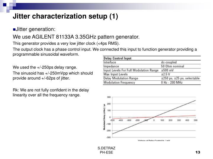 Jitter characterization setup (1)