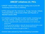 unicef initiatives 4 pics