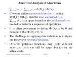amortized analysis of algorithm s17