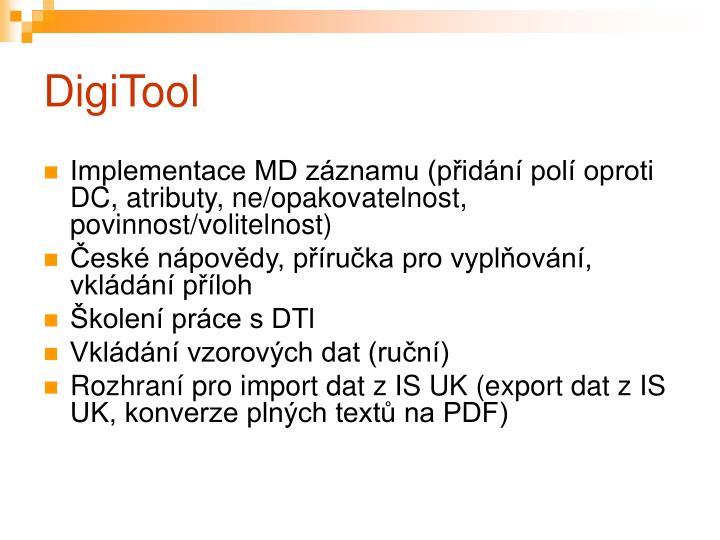 DigiTool