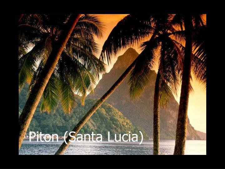 Piton (Santa Lucia)