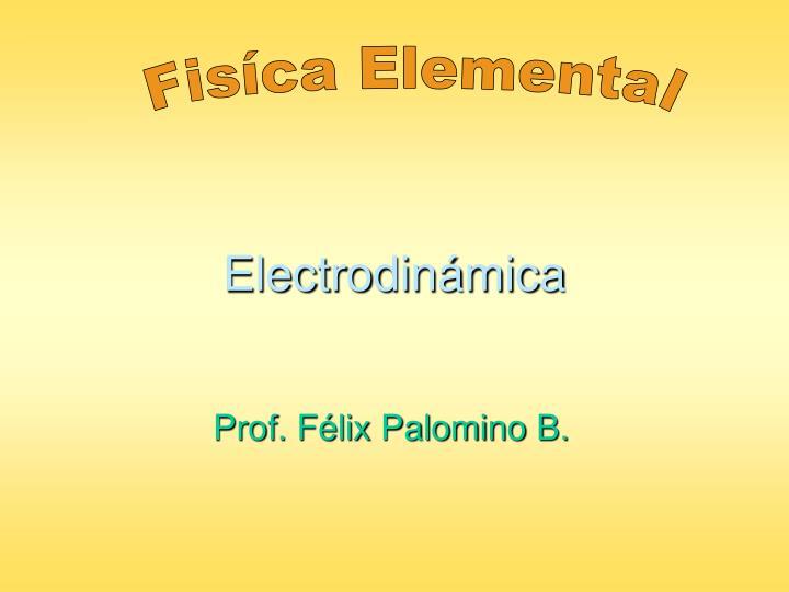 Fisíca Elemental