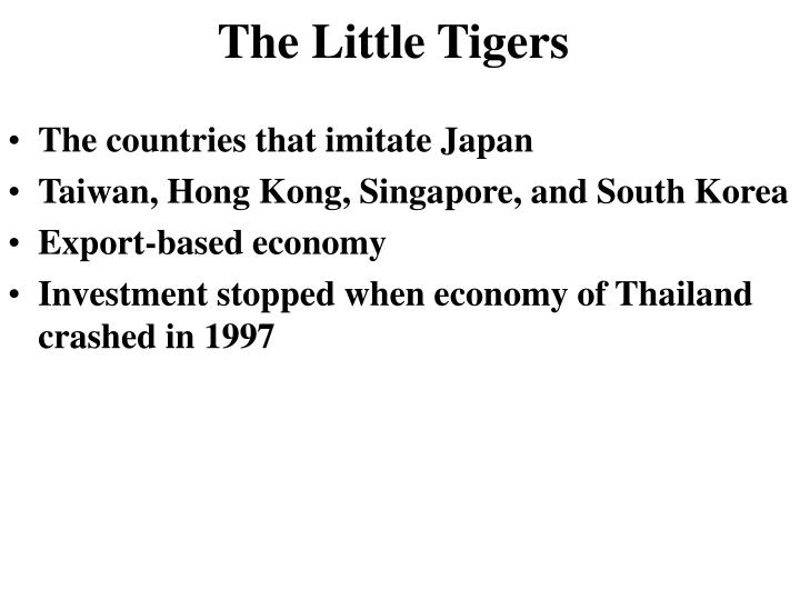 The Little Tigers