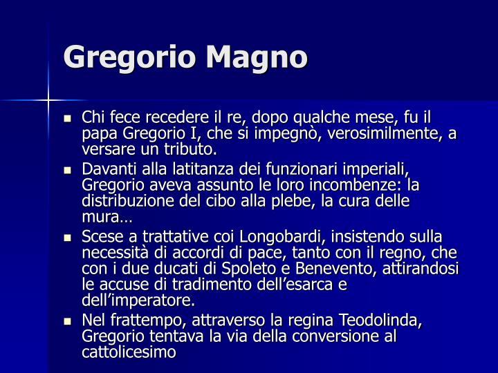 Gregorio Magno