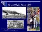 great white fleet 1907