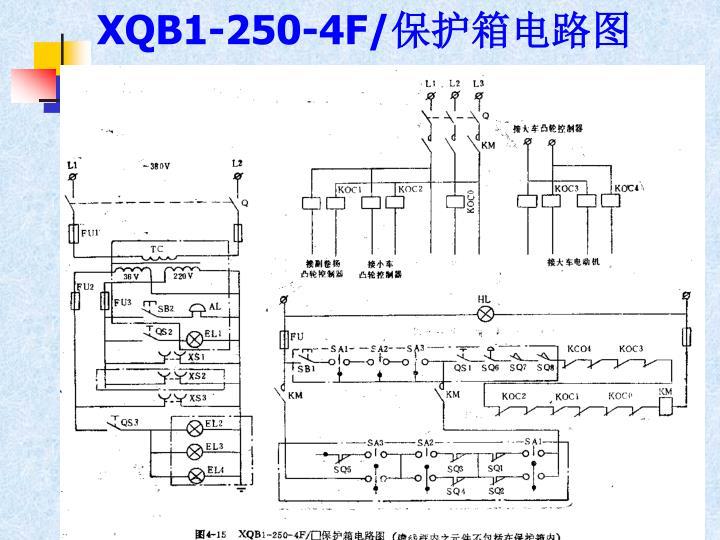XQB1-250-4F/