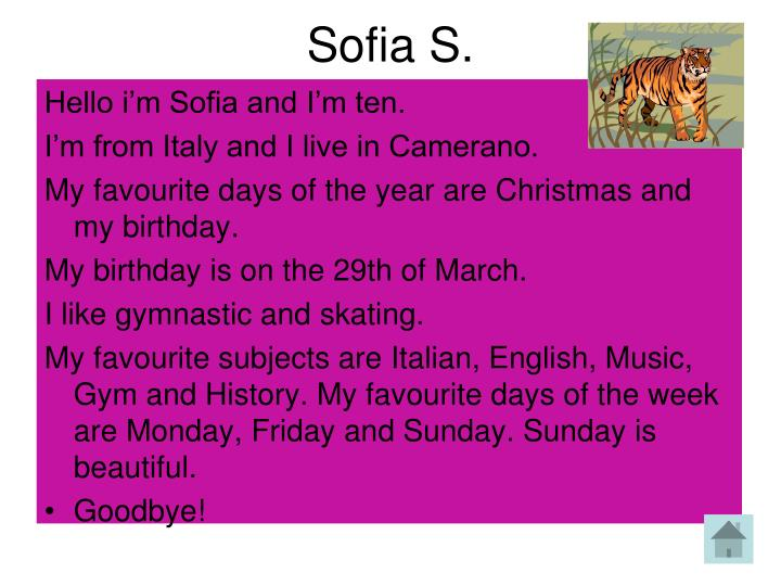 Sofia S.