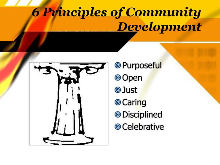 6 Principles of Community Development