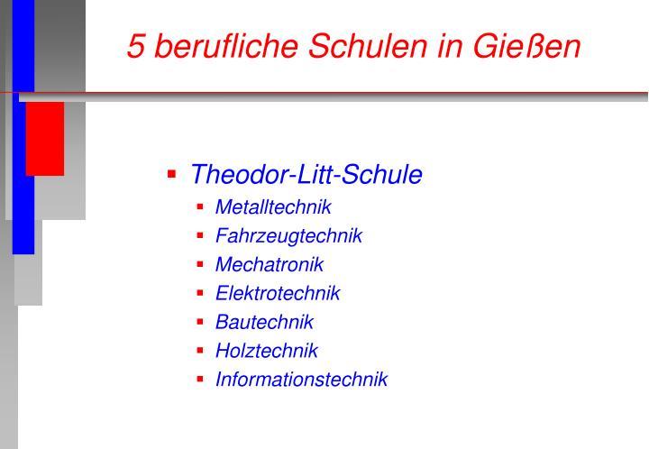 Theodor-Litt-Schule