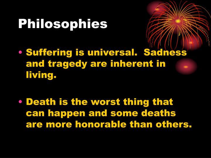 Philosophies