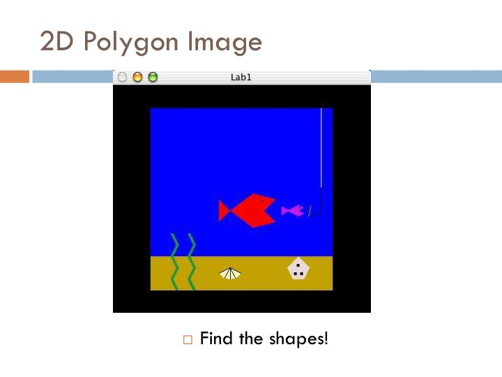 2D Polygon Image